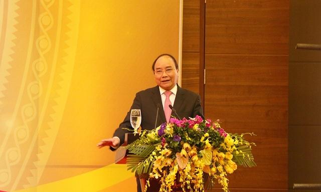 Thủ tướng Chính phủ Nguyễn Xuân Phúc chủ trì hội nghị gặp mặt các nhà đầu tư nhân dịp Xuân 2018 tại Nghệ An.