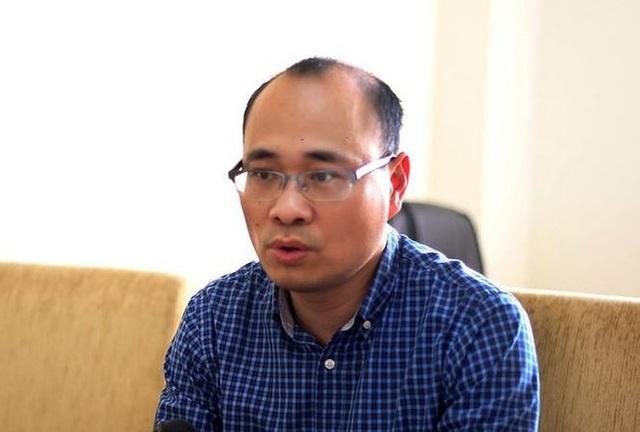 Ông Lương Hoàng Thái- Vụ trưởng Vụ chính sách thương mại đa biên (Bộ Công Thương).