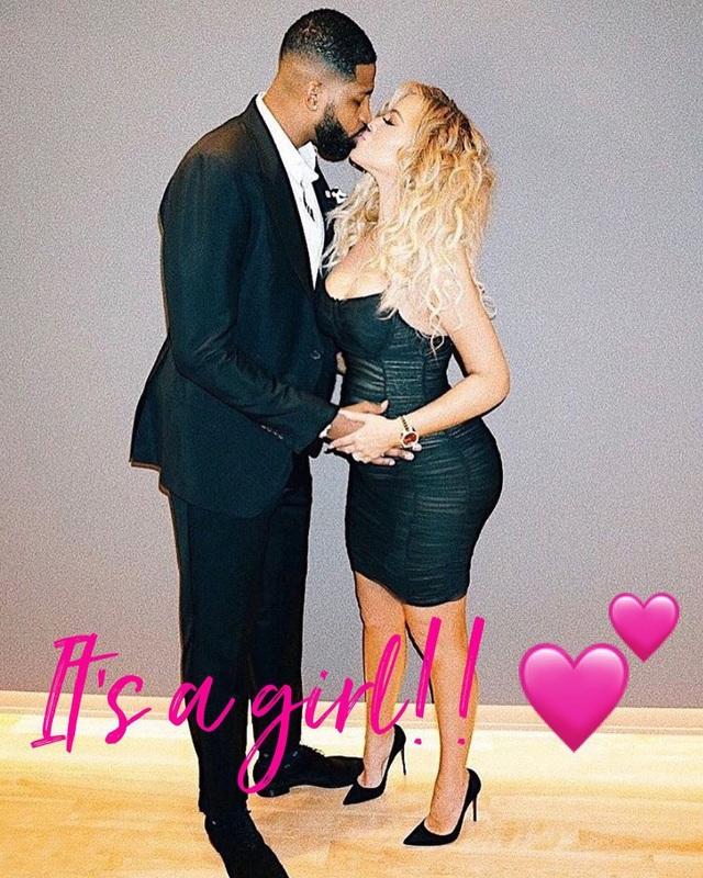 Tristan Thompson, 26 tuổi và Khloe, 33 tuổi hẹn hò từ tháng 9/2016. Tristan đã có 1 con riêng với bạn gái cũ
