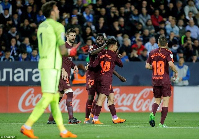 Barcelona đã sẵn sàng cho đại chiến với Chelsea vào giữa tuần sau