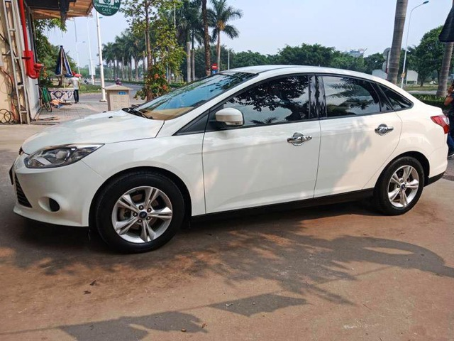 Chiếc xe Ford Focus nghi bị lỗi hộp số khiến khách hàng bức và khởi kiện Ford Việt Nam.