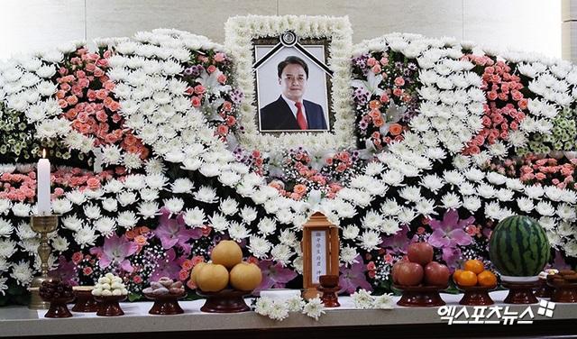 Tang lễ của Jo Min Ki diễn ra lặng lẽ, riêng tư vào tối muộn 9/3.
