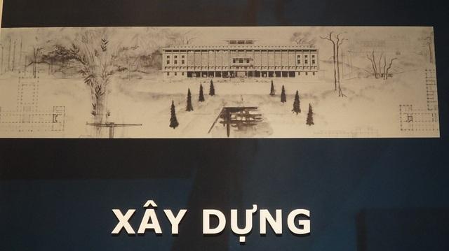 Do không thể khôi phục, Ngô Ðình Diệm đã cho san bằng và xây một dinh thự mới ngay trên nền đất cũ theo đồ án thiết kế của Kiến trúc sư Ngô Viết Thụ.