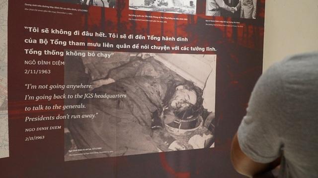 Công trình đang xây dựng thì Ngô Ðình Diệm bị phe đảo chính ám sát ngày 2/11/1963.