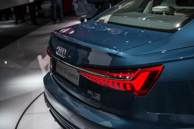 Audi A6 thế hệ mới - A8 thu nhỏ? - 12
