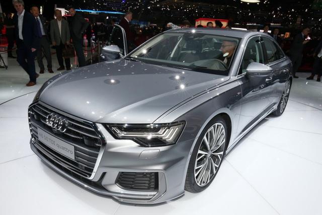 Audi A6 thế hệ mới - A8 thu nhỏ? - 1