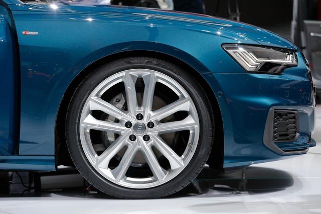 Audi A6 thế hệ mới - A8 thu nhỏ? - 8