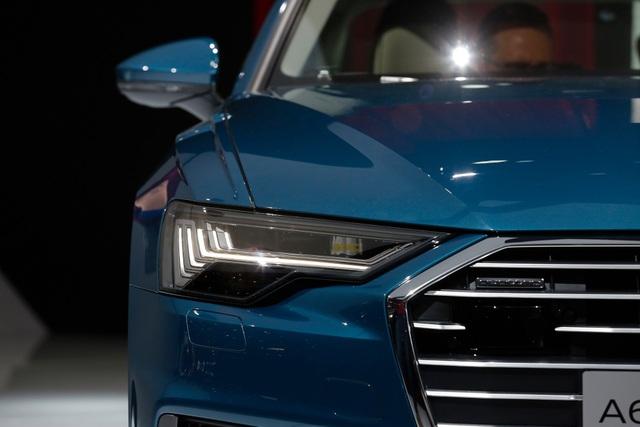 Audi A6 thế hệ mới - A8 thu nhỏ? - 5
