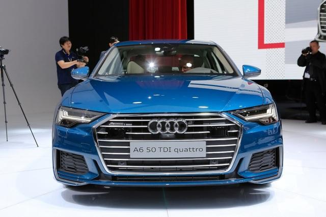 Audi A6 thế hệ mới - A8 thu nhỏ? - 4