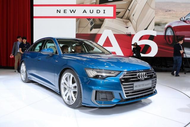 Audi A6 thế hệ mới - A8 thu nhỏ? - 7