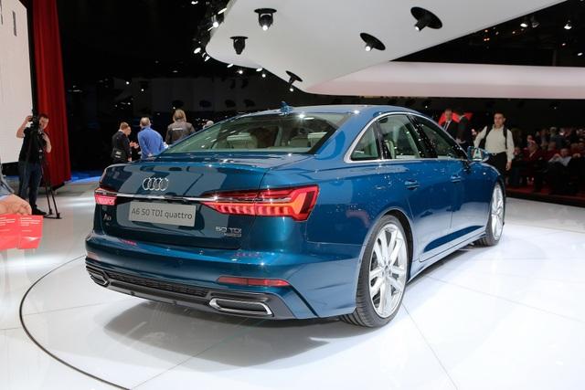 Audi A6 thế hệ mới - A8 thu nhỏ? - 10