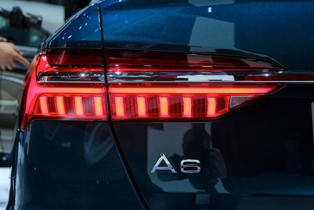 Audi A6 thế hệ mới - A8 thu nhỏ? - 11