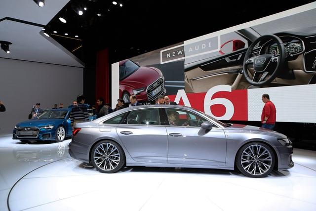 Audi A6 thế hệ mới - A8 thu nhỏ? - 3