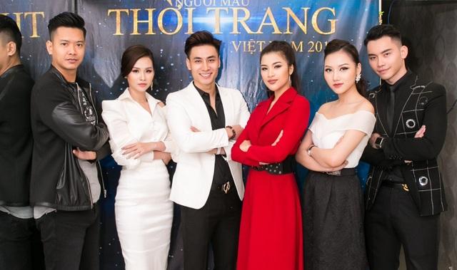 Các siêu mẫu và người đẹp hội ngộ tại Hà Nội.