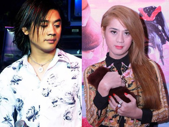 Năm 2011, Lâm Chí Khanh lần đầu xuất hiện với hình ảnh nữ tính và đổi nghệ danh thành Khanh Chi Lâm (ảnh phải).
