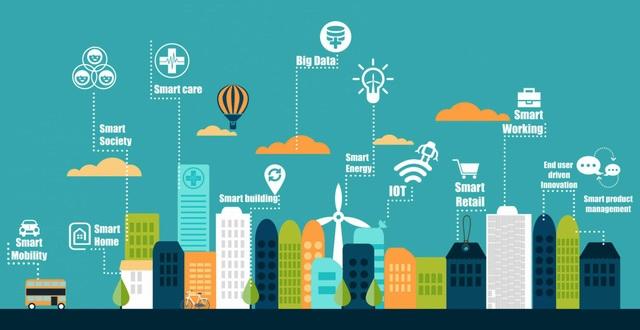 Smart City: Nắm bắt xu hướng trong thời đại 4.0 - 1