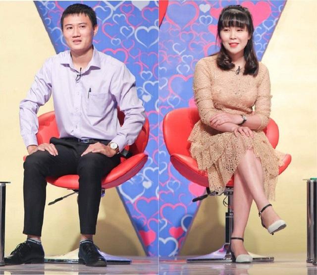 Cặp đôi tham gia chương trình Xuân Tâm – Trần Tứ