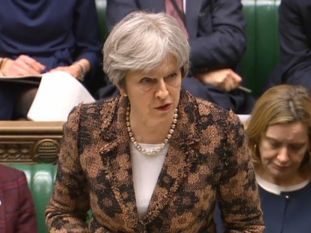 Thủ tướng Anh Theresa May (Ảnh: AFP)