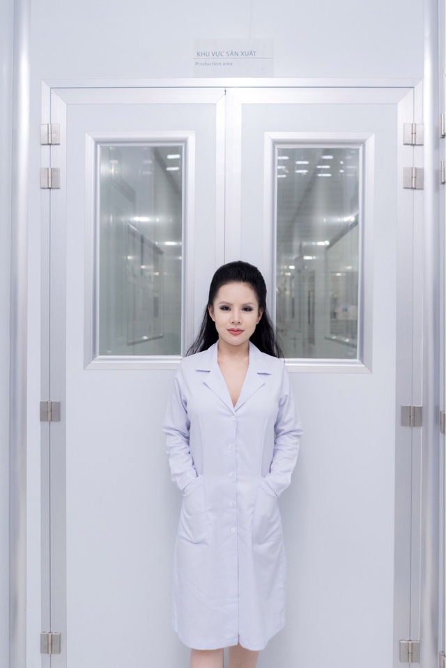 """Nữ doanh nhân xinh đẹp, thành công với kinh doanh """"Tự động hóa"""" mới lạ - 2"""
