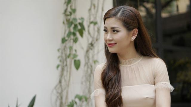 Diễm Trang cho biết cô rất ngưỡng mộ Steve Harvey và Oprah Winfrey.