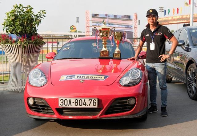 Ngày càng có nhiều cuộc đua tốc độ tại Việt Nam - 9