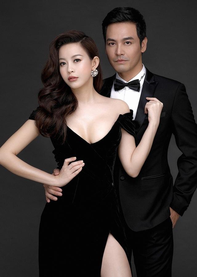 Hoa hậu áo dài Hải Dương không sợ vợ MC Phan Anh ghen khi chụp ảnh tình tứ - 3