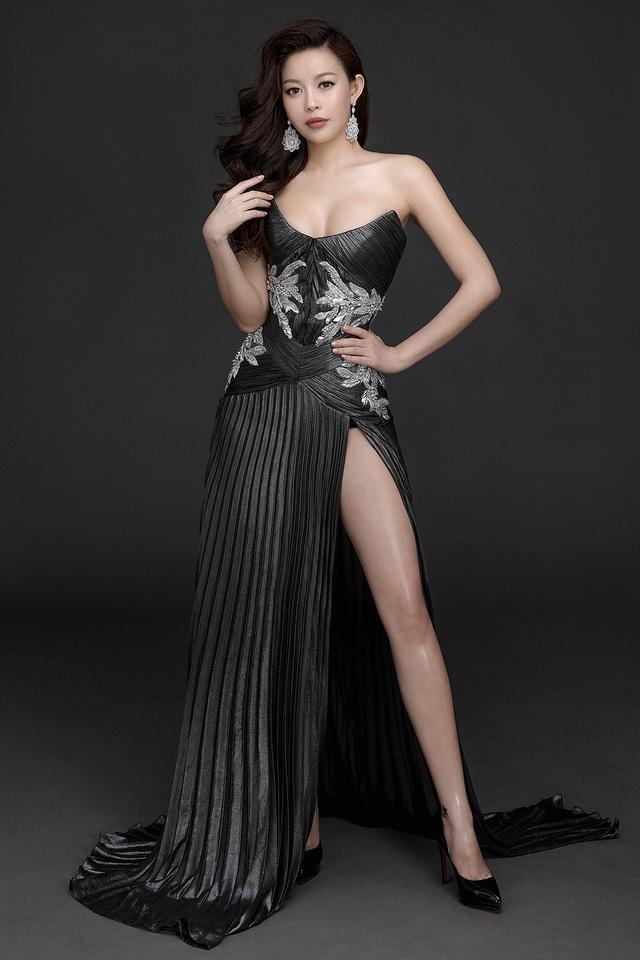 Người đẹp Hải Dương sở hữu nhan sắc xinh đẹp cùng khả năng kinh doanh thành đạt đã đăng quang Hoa hậu Áo dài Việt Nam tại Mỹ 2016.