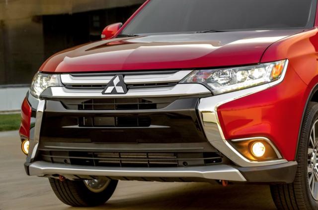 Không thoả mãn với Pajero, Mitsubishi xắn tay làm mẫu SUV mới - 1