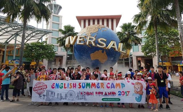 Singapore - Điểm đến du học hè yêu thích của nhiều học sinh Việt Nam