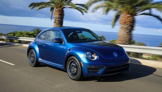 Volkswagen xác nhận kế hoạch khai tử Beetle - 1
