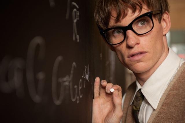 """Stephen Hawking trong siêu phẩm điện ảnh """"Thuyết yêu thương"""" - 2"""