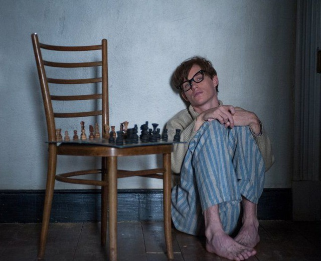 """Stephen Hawking trong siêu phẩm điện ảnh """"Thuyết yêu thương"""" - 4"""