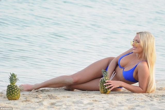Amber Turner không chỉ là ngôi sao truyền hình thực tế mà còn là hot blogger trong lĩnh vực thời trang