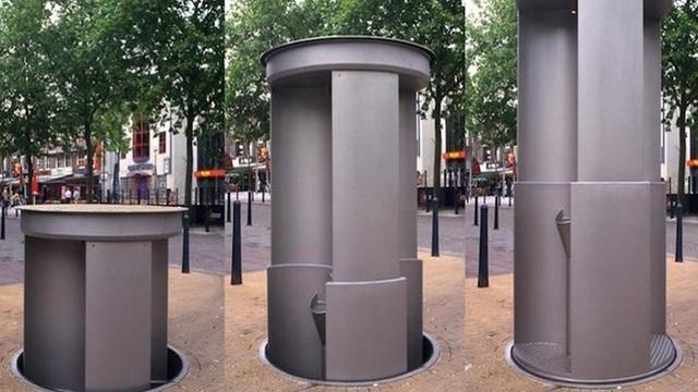 Muôn kiểu nhà WC dị nhất hành tinh - 8