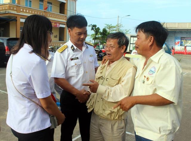 Hơn 500 cựu chiến binh Trường Sa tưởng nhớ những đồng đội Gạc Ma - 14