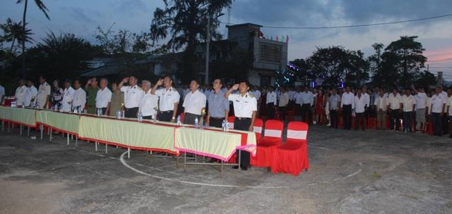 Hơn 500 cựu chiến binh Trường Sa tưởng nhớ những đồng đội Gạc Ma - 3