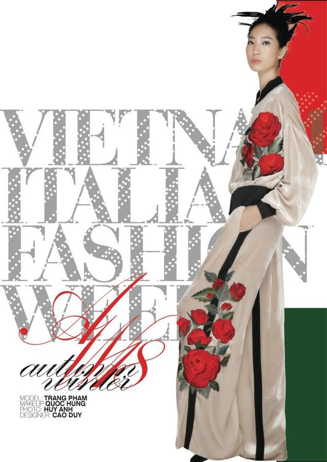 18 Nhà thiết kế Ý - Việt sẽ mang đến Hà Nội hơi thở mộng mơ của nước Ý - 20
