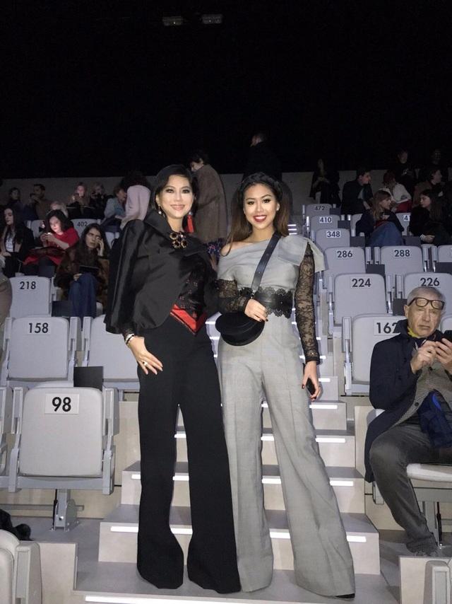 Cựu diễn viên Thuỷ Tiên cũng là một trong 500 người có ảnh hưởng về thời trang thế giới do tạp chí BOF bình chọn.