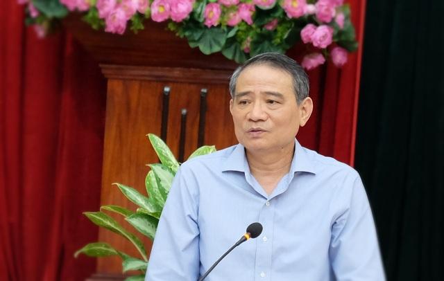 Ông Trương Quang Nghĩa - Bí thư Thành ủy Đà Nẵng: Đâu đó vẫn nghe than phiền về cán bộ công chức nhũng nhiễu, thiếu năng lực