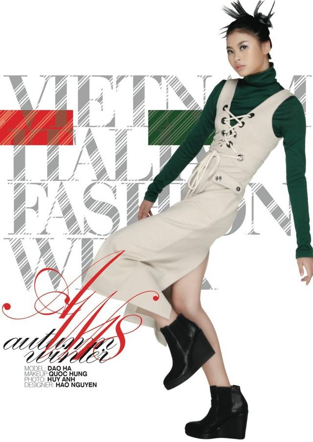 18 Nhà thiết kế Ý - Việt sẽ mang đến Hà Nội hơi thở mộng mơ của nước Ý - 14