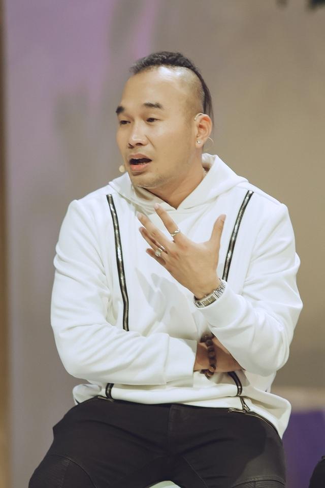 Anh Tuấn được biết đến là người có tính cách hiền lành, chân thật.