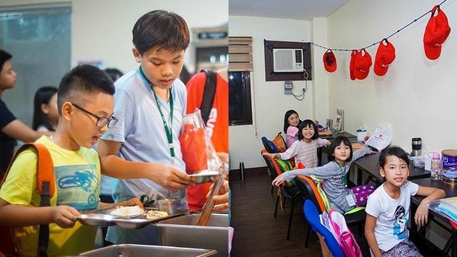 Tham gia trại hè tiếng Anh tại Philippines là cơ hội tốt cho con rèn luyện khả năng tự lập trong sinh hoạt và học tập hàng ngày (Ảnh: VietPhil Camp 2017)