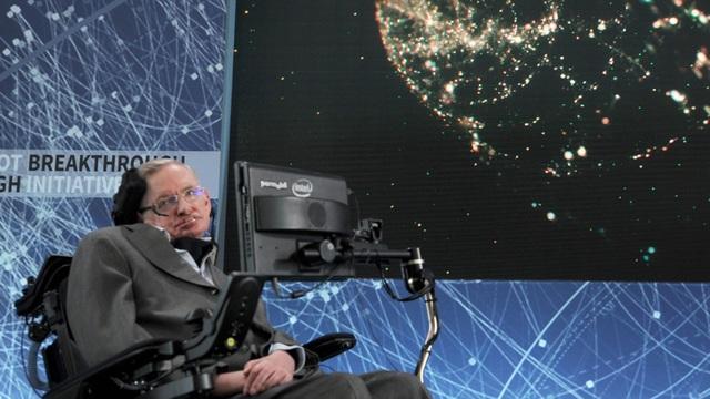 Thiên tài vật lý Stephen Hawking qua đời ở tuổi 76 - 2