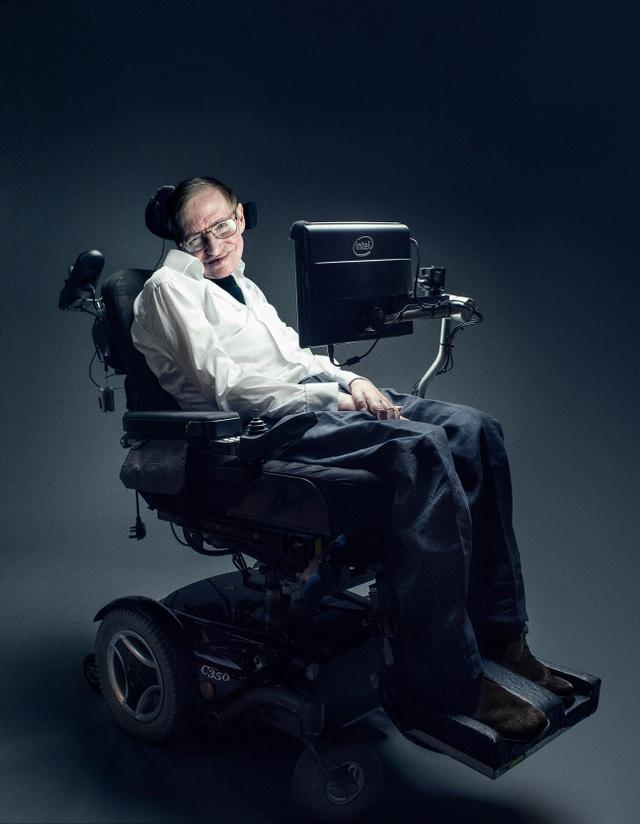 Thiên tài vật lý Stephen Hawking qua đời ở tuổi 76 - 1