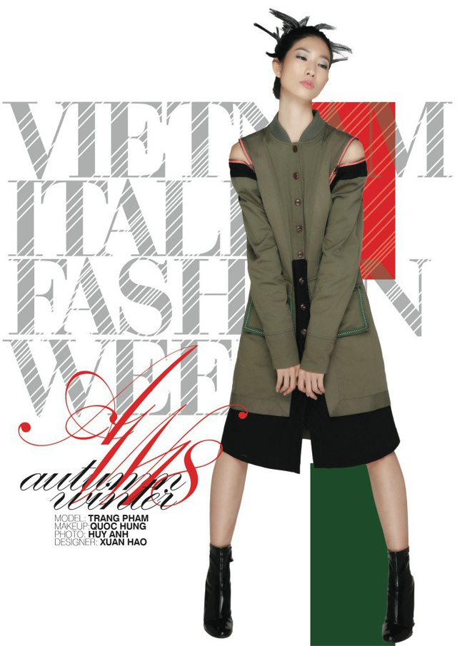 18 Nhà thiết kế Ý - Việt sẽ mang đến Hà Nội hơi thở mộng mơ của nước Ý - 15