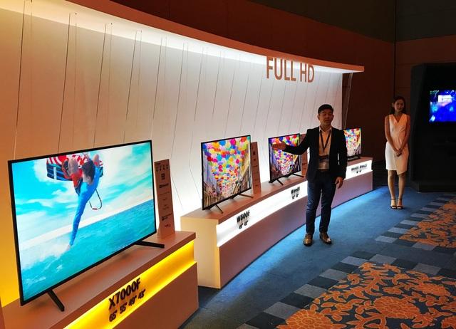 Sony mang đến nhiều nâng cấp cho dòng TV Full HD để tăng tính cạnh tranh trong phân khúc tầm trung, giá rẻ.