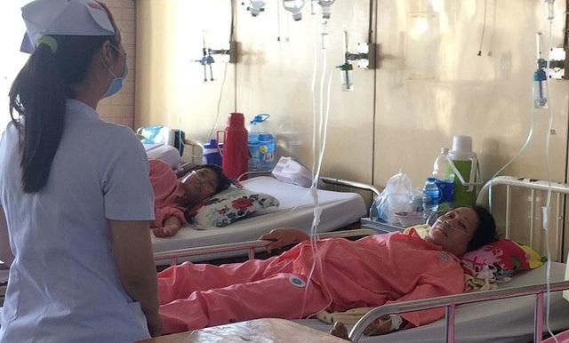 Nữ bệnh nhân đã may mắn thoát chết sau nhiều lần ngưng thở