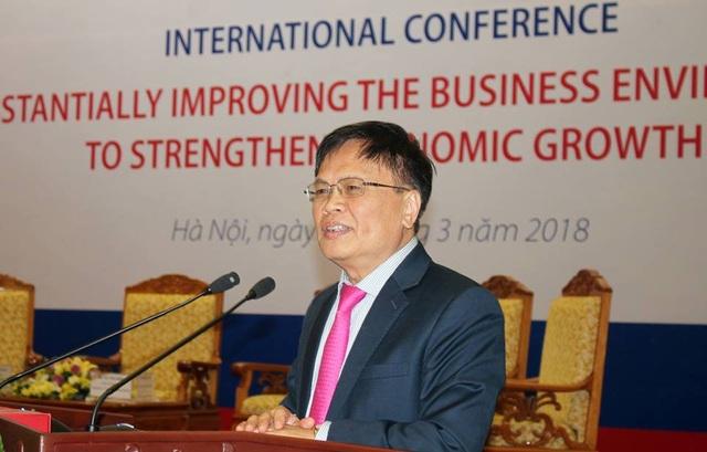 TS Nguyễn Đình Cung, Viện trưởng Viện Nghiên cứu, Quản lý Kinh tế Trung ương (CIEM)