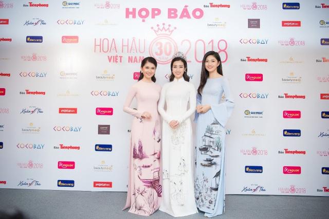 Hoa hậu Việt Nam 2018 mới khởi động đã tạo sức hút lớn với các doanh nghiệp - Ảnh 2.