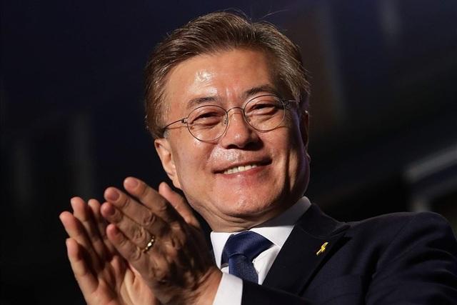 Tổng thống Hàn Quốc Moon Jea In sẽ thăm cấp Nhà nước tới Việt Nam từ ngày 22-24/3 (ảnh: Reuters)